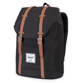 Herschel Retreat Backpack 19,5l, black/tan